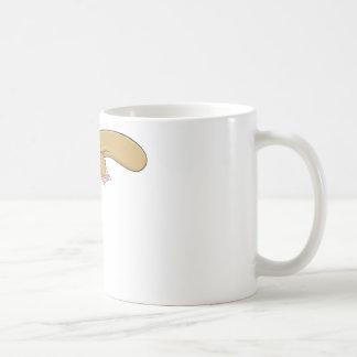 Smiling Platypus Basic White Mug