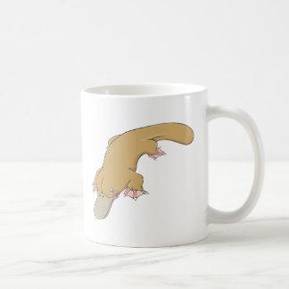 Smiling Platypus Coffee Mug