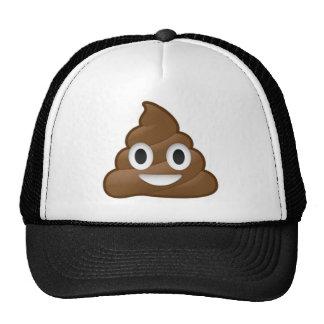 Smiling Poop Emoji Cap