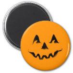 Smiling Pumpkin magnet