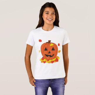 Smiling Pumpkin T-Shirt