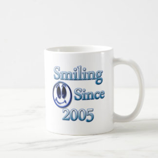 Smiling Since 2005 Coffee Mug