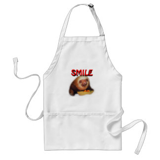 smiling slothie standard apron