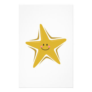 Smiling Star Customised Stationery