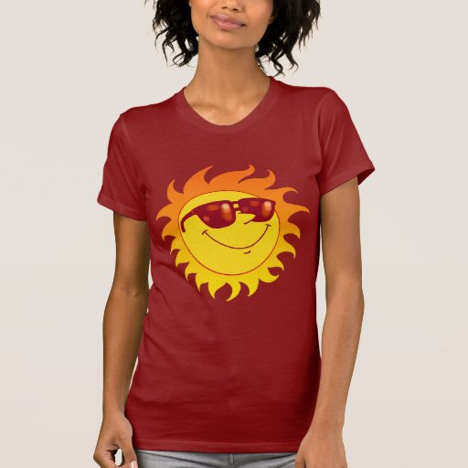 Smiling Summer Sun Shirt