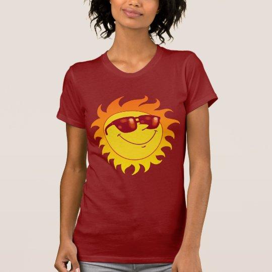 Smiling Summer Sun T-Shirt