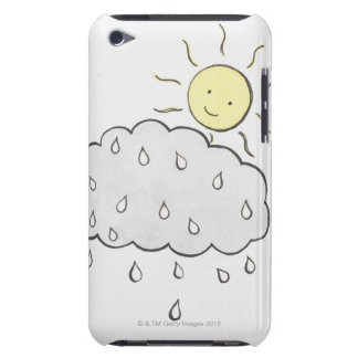 Smiling Sun 2 iPod Touch Covers