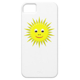 Smiling Sun iPhone 5 case