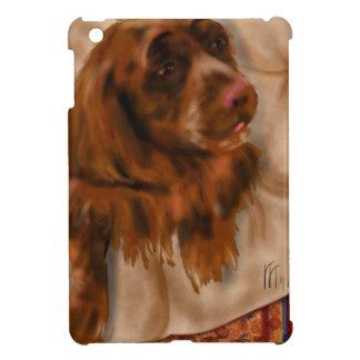 Smiling Sussex Spaniel iPad Mini Cover
