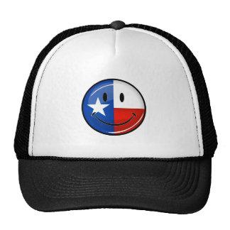 Smiling Texas Flag Cap