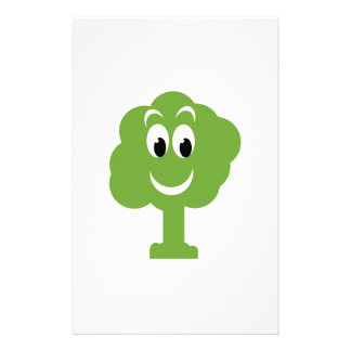 Smiling Tree Custom Stationery