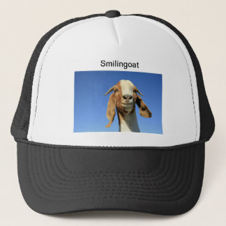 Smilingoat Trucker Hat