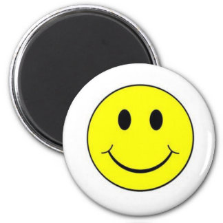 Smily Face Magnet