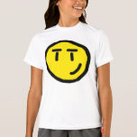 smirk face t shirts
