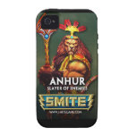SMITE: Anhur, Slayer of Enemies iPhone 4 Cover