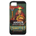 SMITE: Anhur, Slayer of Enemies iPhone 5 Covers
