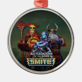 SMITE: Gods Christmas Ornament