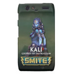 SMITE: Kali, Goddess of Destruction Droid RAZR Case