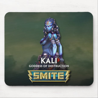 SMITE: Kali, Goddess of Destruction Mouse Mat