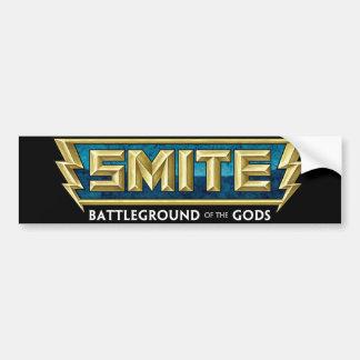SMITE Logo Battleground of the Gods Bumper Sticker