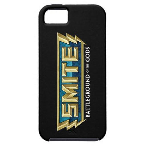 SMITE Logo Battleground of the Gods iPhone 5 Cover