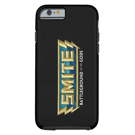 SMITE Logo Battleground of the Gods iPhone 6 Case