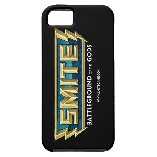 SMITE Logo Battleground of the Gods Case For The iPhone 5