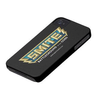 SMITE Logo Battleground of the Gods iPhone 4 Covers