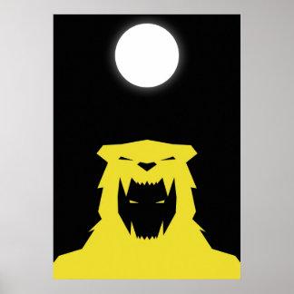 SMITE - Xbalanque - The Hidden Jaguar Sun Poster