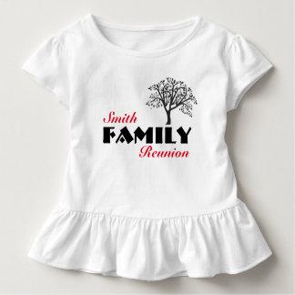 Smith Baby Girl Family Reunion Shirt