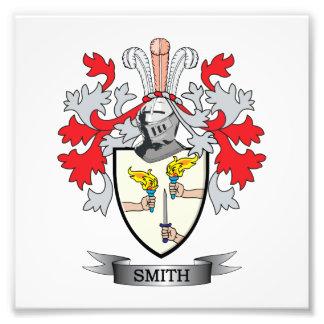 Smith-Ireland-Coat-of-Arms Art Photo