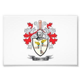 Smith-Ireland-Coat-of-Arms Photographic Print