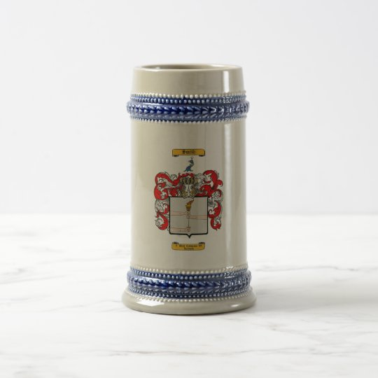 Smith (Irish) Beer Stein