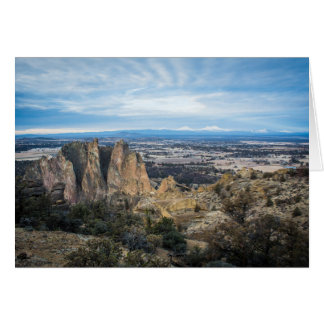 Smith Rock Viewpoint Card