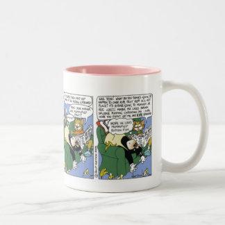 smith strip , SMITH Two-Tone Coffee Mug