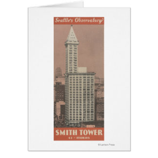 Smith Tower, Seattle's Observatory Card