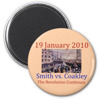 Smith vs Coakley Magnets