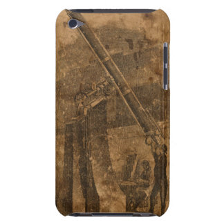 Smith's illustrated astronomy barely there iPod cases
