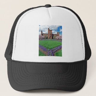 Smithsonian Castle and Haupt Garden Trucker Hat
