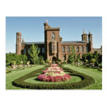 Smithsonian Institute and Enid Haupt Garden Postcards
