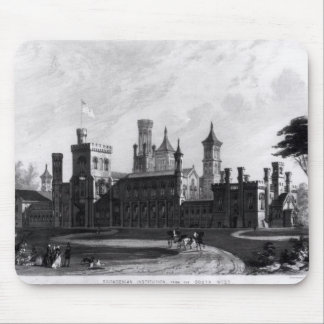 Smithsonian Institution from the South West Mouse Mat