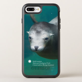 Smithsonian | Sea Lion OtterBox Symmetry iPhone 8 Plus/7 Plus Case