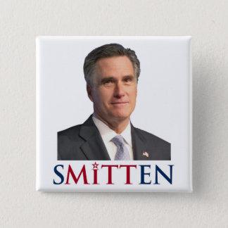 SMITTEN by MITT ROMNEY Button