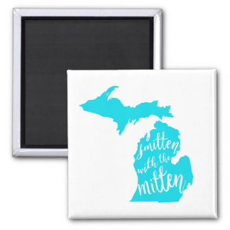 Smitten with the Mitten Magnet