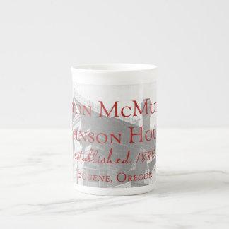 SMJ House China Tea Cup