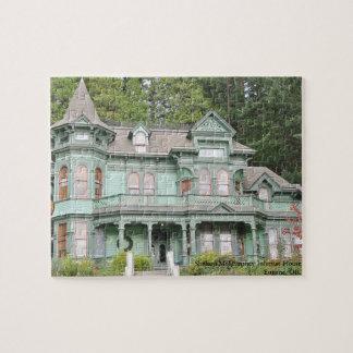 SMJ House Puzzle