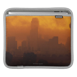 Smog in the City iPad Sleeve
