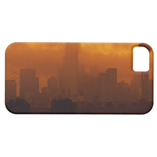 Smog in the City iPhone 5 Case