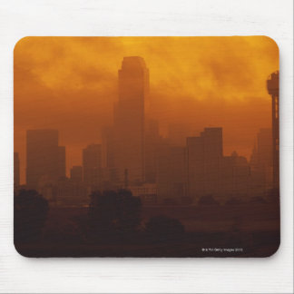 Smog in the City Mouse Pad