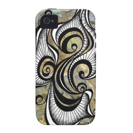 Smoke and Mirrors iPhone4 case